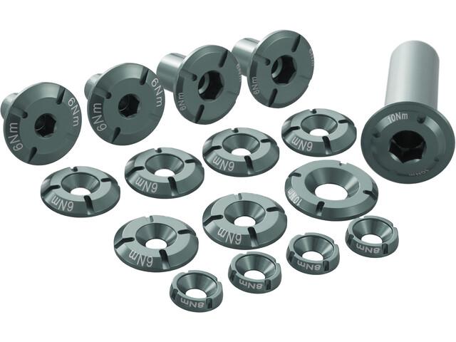 VOTEC VM/VX Tuningsatz ANO gunmetal grey